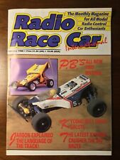 Vintage Radio Race Car Feb88 Kyosho Salute PB Maxima Kyosho Big Brute WMBC 1/10