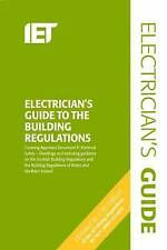 The Electricians Guide To The Building Regulations Electrical IET Book Paul Cook