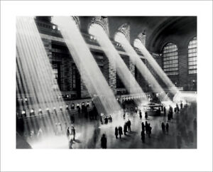 Grand Central Station Art Print 24 x 30 cm Officially Licensed