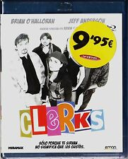 Kevin Smith: CLERKS.  BLU-RAY. Tarifa plana de envío España, 5 €.