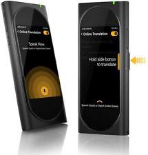 Langogo Genesis Pocket AI Translator with Global Mobile Hotspot, 100+ Languages