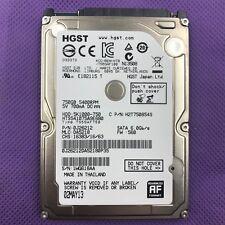 HGST Travelstar HTS541075A9E680 750 GB SATA 5400 RPM 2,5 Zell HDD Festplatten