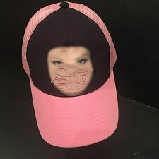 Sweet Bitch WINES Pink Baseball Cap HTT Head To Toe Adjustable