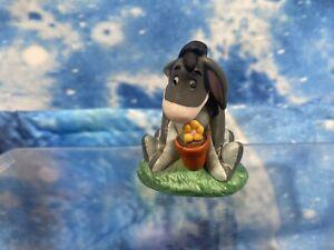 "Walt Disney Porcelain / China Figures  - Winnie The Pooh - eeyore 3"" Collectable"