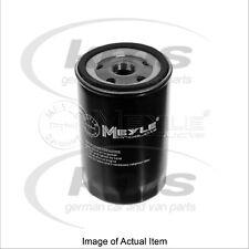 New Genuine MEYLE Engine Oil Filter 100 115 0009 Top German Quality