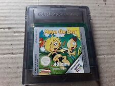 NINTENDO GAME BOY COLOR GAME 'MAYA THE BEE' CART/GAME ONLY