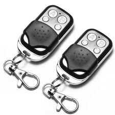 Electric Cloning Universal 4 Button Gate Garage Door Remote Control Key Fob