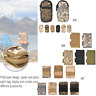Tactical Molle Bag Pouch Outdoor Gadget Mobile Phone hunting WaistPack Equipment