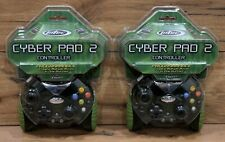 INTEC Cyber Pad 2 Programmable Green Controller for Xbox - Set of 2