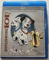 101 Dalmatians Diamond Edition (Bluray, Dvd, Disney) Canadian