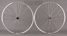 Shimano 105 Hubs Mavic Open Pro 36 Hole Wheelset Wheels Road Bike 8 9 10 11 Spd.