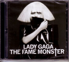 2 CD (NEU!) . LADY GAGA - Fame Monster (Alejandro Poker Face Paparazzi mkmbh