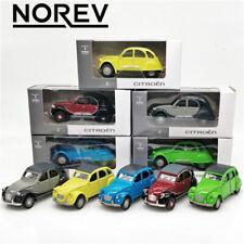 Norev 1:64 Citroen 2Cv Diecast Model Car