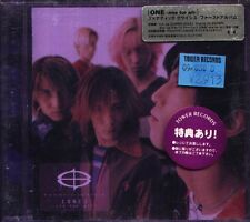 FANATIC CRISIS - ONE - one for all - Japan CD+Photo Book - NEW Limited Edition