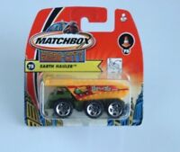 Hero City Matchbox 75 Mattel-Earth Hauler Short Card New UK Quick Post