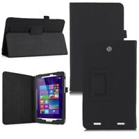 "TabletHutBox Slim Smart Cover Case for Acer Iconia TAB 8 W 8"" Inch Tablet"