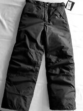 3T New Black London Fog Toddler Boys Classic Heavyweight Snow Bib Ski Pant