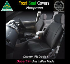 Seat Cover 1998-07 Toyota Landcruiser 100 Series Front Premium Neoprene