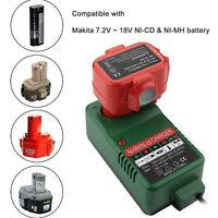 7.2V-18V Battery Charger Indicator Light for Makita/Hitachi Ni-CD/MH Battery