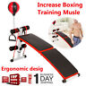 Adjustable Sit Up Bench Ab Bench Weight Bench Press Workout Gym Bench Incline