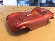 1/24 Du Bro #24-28C Cheetah candy cherry factory painted slot car body NOS C-HS