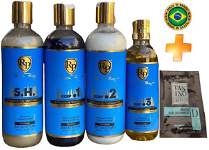 Kit CCRP 4 Products - Robson Peluquero reconstruction 100% AUTHENTIC