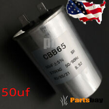 Aftermarket Replacement Gs-0104 50uF 370 Vac Capacitor for Generator Gs0104 New