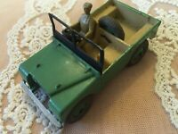 Dinky Toys  340 Land Rover .  NO BOX . Preloved With Care