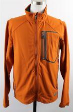 NEW REI Co-op Signal Peak Full Zip Softshell Jacket MENS MEDIUM Orange