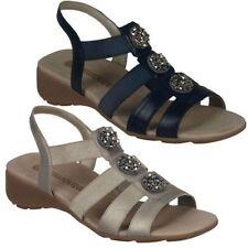Remonte Slingbacks Leather Sandals & Flip Flops for Women