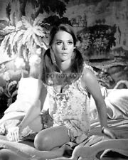 "NATALIE WOOD ON THE SET OF ""BOB & CAROL & TED & ALICE"" - 8X10 PHOTO (DD365)"