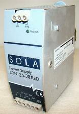 Sola Sdn 25 20 Red 24vdc 20a Solahevi Duty Power Supply