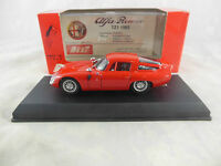 Best Model 9059 Alfa Romeo TZ1 Zagato in Red Prova