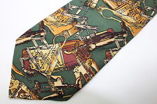 POLO BY RALPH LAURENT men's silk neck tie made in Italy