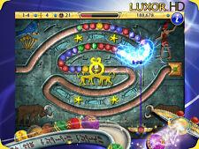 Luxor HD-Le classique remasterisé en SUPERBE résolution Full HD! - Clé Steam seulement