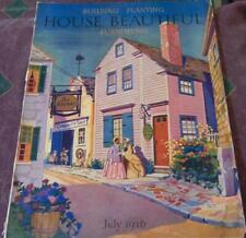 The House Beautiful July 1926