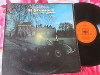Al Stewart Modern Times CBS Records CBS 80477 + Lyric Sheet UK Vinyl LP Album