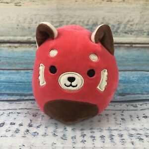 Squishmallow Kellytoy 5 Inch - Red Panda