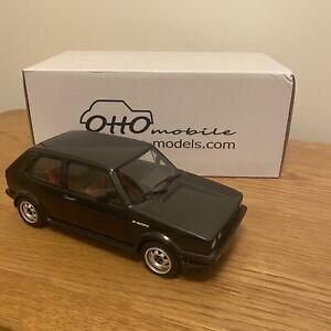 Otto Mobile OT551 1:18 Volkswagen Golf VW MkI GTI 16s, Boxed & Mint