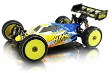 Thunder Tiger RC Car 6412-F131 BUSH MASTER 8E 1/8 RTR