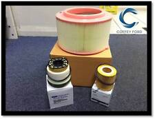 Genuine Ford PX/PXII Ranger Diesel Oil /Air /Fuel Filter Service Kit. 2.2/3.2
