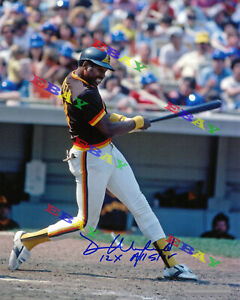 Dave Winfield  Padres Autographed Signed 8x10 Photo Reprint