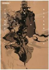The Art of Metal Gear Solid by Yoji Shinkawa ver1.5 Art Works Illustration Japan