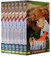 SAMPEI SERIE COMPLETA 21 DVD (7 BOX)