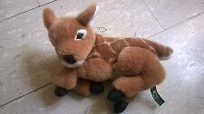 Peluche originale Morbidelli De.Car CERBIATTO tipo Bambi