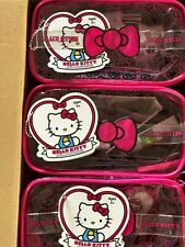 (3X) Hello Kitty Three Carry All Lot 40th Anniversary New Factory Sealed afad0544d7b43