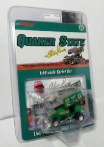 Action Platinum Steve Kinser Quaker State 1997 97 Outlaw Dirt Sprint Car 1/12024