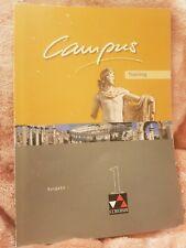 Campus Ausgabe C. Gesamtkurs Latein  Training sehr gut mit Lösungen