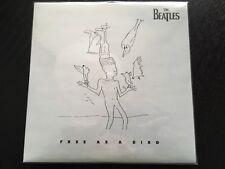"The Beatles  Free As A Bird  Single 7"" Vinilo  Vinyl  UK"