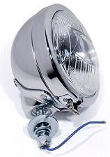 Fernscheinwerfer Chrom Zusatzscheinwerfer Spotlight Chopper Oldtimer US Car Auto